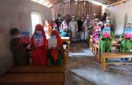নাইক্ষ্যংছড়ি বিজিবি'র সহায়তায় শিক্ষাসামগ্রী পেল বাইশারী নুরানি মাদ্রাসার শিক্ষার্থীরা